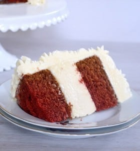redvelvet cheesecake